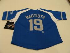 2013 Toronto Blue Jays Adidas Fashion Jose Bautista Jersey MLB 3T Baseball Child