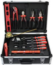 FAMEX  704-2W-1 Werkzeugkoffer mit Werkzeugbestückung