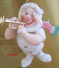 Lenox Disney Snow White  Doc's Holiday Greeting Christmas Ornament NEW IN BOX