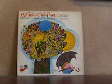 WINNIE THE POOH, MUSICAL ADVENTURES - LP SPC-5126