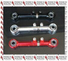 DUCATI 848 1098 ADJUSTABLE SUSPENSION RIDE HEIGHT ROD WITH TITANIUM BOLTS