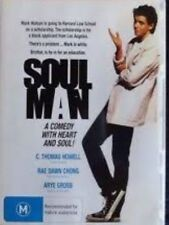 SOUL MAN DVD, C. Thomas Howell, Arye Gross, like new, ex music store stock
