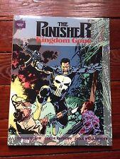 The Punisher Kingdom Gone 1990 Chuck Dixon hardcover