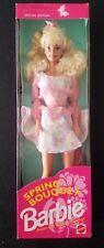 Vintage Barbie 1992 Spring Bouquet NIB Sealed Box shows wear RETIRED Mattel Vtg