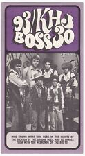 93 KHJ Boss 30 Radio Station Michael Jackson 5 1970