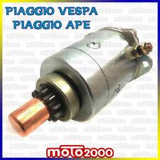 MOTORINO DI AVVIAMENTO PIAGGIO APE 50 VESPA RST FL2 FL3 FL PK XL 125 RO 1791165