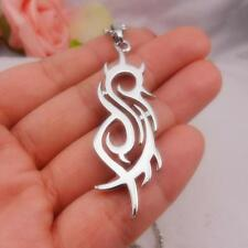 Hot Slipknot Rock band logo psychosocial Pendant Necklace Fans Gift