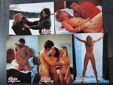 MYRIAM ...MEINE WILDEN FREUDEN - 16 Aushangfotos - Bea Fiedler - SEX EROTIK