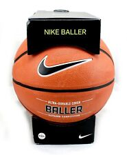Nike Baller Basketball Full Size Competition Outdoor Ball New Niki 3285507