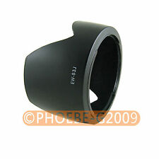 EW-83J EW83J Lens Hood Canon EF-S 17-55mm f/2.8 IS USM