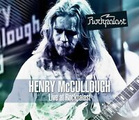 HENRY MCCULLOUGH - LIVE AT ROCKPALAST (1976) 2 DVD NEU