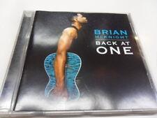 CD  Brian McKnight  – Back At One