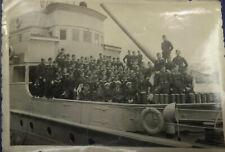 Orig. Foto Kriegsmarine Oberleunant zur See Kommandant mit D K in Gold WK2
