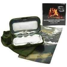 Handwärmer für Brennstäbe, Taschenofen, Taschenwärmer, Kohlestäbe Kohle Ski Ofen