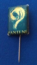 PANTENE ( Procter & Gamble ) * brand of hair care products, vintage pin badge !