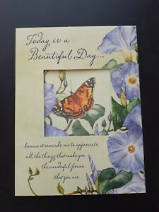 Birthday Card ~ Monarch Butterfly