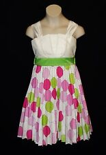 Sz 8 Rare Editions Girls Dress Church Easter Thanksgiving Christmas