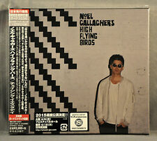 NOEL GALLAGHERS High FB's Chasing Yesterday + BONUS OASIS JAPAN CD x2 SICP-4395