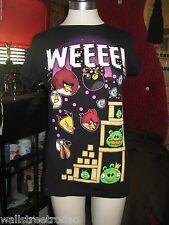Angry Birds movie gamer Rovia Mobile t-shirt S