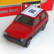 Bburago #4113 Fiat Panda Rally 1/43, mb