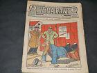 JOURNAL BD L'ÉPATANT N°1341 du 12 AVRIL 1934 R. DELORMES