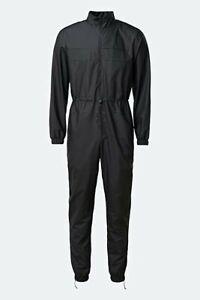 Rains Unisex Ultralight Jumpsuit 1820 Black XS/S