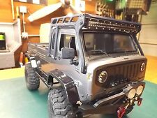 """RCDM Side Mirrors For The Axial Jeep """"Mighty"""" FC Rock Crawler Body / SCX10"""