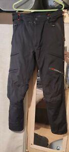 Dainese Sherman Pro D-Dry Pants - Black, hardly used! size 50 £219.95 New