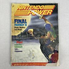 Nintendo Power Volume 30 Final Fantasy 2 Kid Icarus UN Squadron November 1991