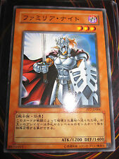 YU-GI-OH! PROMO JAPANESE PP7-JP006 FAMILIAR KNIGHT MINT NEUVE JAPONAISE