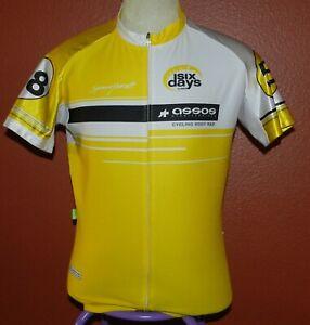 ASSOS of Switzerland Six Days Bike Cycling Jersey Men's Cycling Sport Size XL