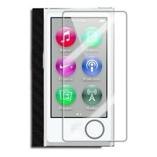 Skinomi Carbon Fiber Black Skin+Screen Protector Cover for Apple iPod Nano 7