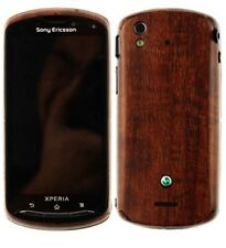 Skinomi Wood Full Body + Screen Protector for Sony Xperia Pro