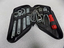 Harley Davidson Tools W/tool pouch  includes part # 94448 - 82 and other tools