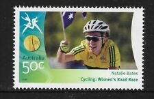 AUSTRALIA 2006 COMMONWEALTH GAMES - Natalie Bates Cycling Women Road Race 1v MNH