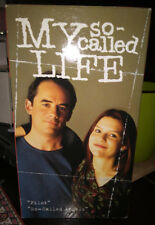 """My So-Called Life Vhs """"Pilot"""", """"So-Called Angels"""" Bmg (1998) 90s 1990s"""