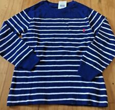0567a597575ab Ralph Lauren Polo Long Sleeve Top Size 5 With Tags Blue White Striped