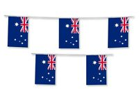 Bunting Australian Australia Aussie Day 10Mt 32ft 20 Flags Country