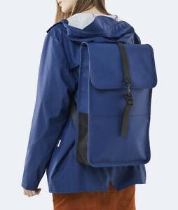 Rains Unisex 1220 Backpack true Blue Size OS