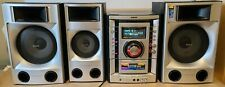 Sony HCD MHC-LX10000 Mini HiFi 3 Disc CD Changer Component System Cassette READ