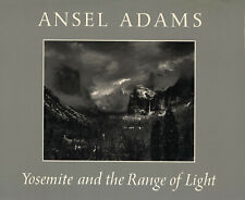 Ansel Adams: Yosemite and the range of light (1979).