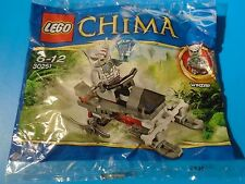 Lego 30251 Legends of Chima Winzar's Pack Patrol Brand New Sealed Polybag