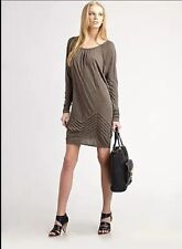 RRP $248 MARC BY MARC JACOBS JILL LIGHTWEIGHT WOOL JERSEY DRESS L last