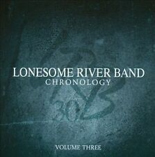 Chronology, Vol. 3 by The Lonesome River Band (CD, Oct-2012, Rural Rhythm)