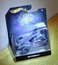 HOT WHEELS BATMAN JUSTICE LEAGUE BATMOBILE  DC COMICS