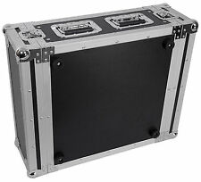 "New Pro X T-4RSS 4U Space DJ 19"" Flight Rack Case With 3/8"" Plywood"