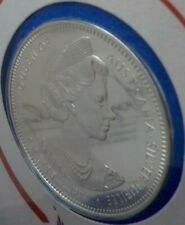 1977 Australia Silver Jubilee Commemorative Cover with silver medallion QEII