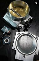 FlowMax102mm Alloy Aluminum Throttle Body kit FOR Holden commodore LS1 LS2 LS3 6