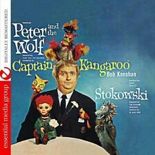 Captain Kangaroo - Peter & the Wolf [New CD] Manufactured On Demand