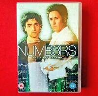 NUMB3RS - SEASON 1 - ( 4 DISC) - 2008